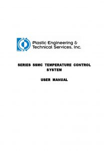 SSMC Temp Control Manual